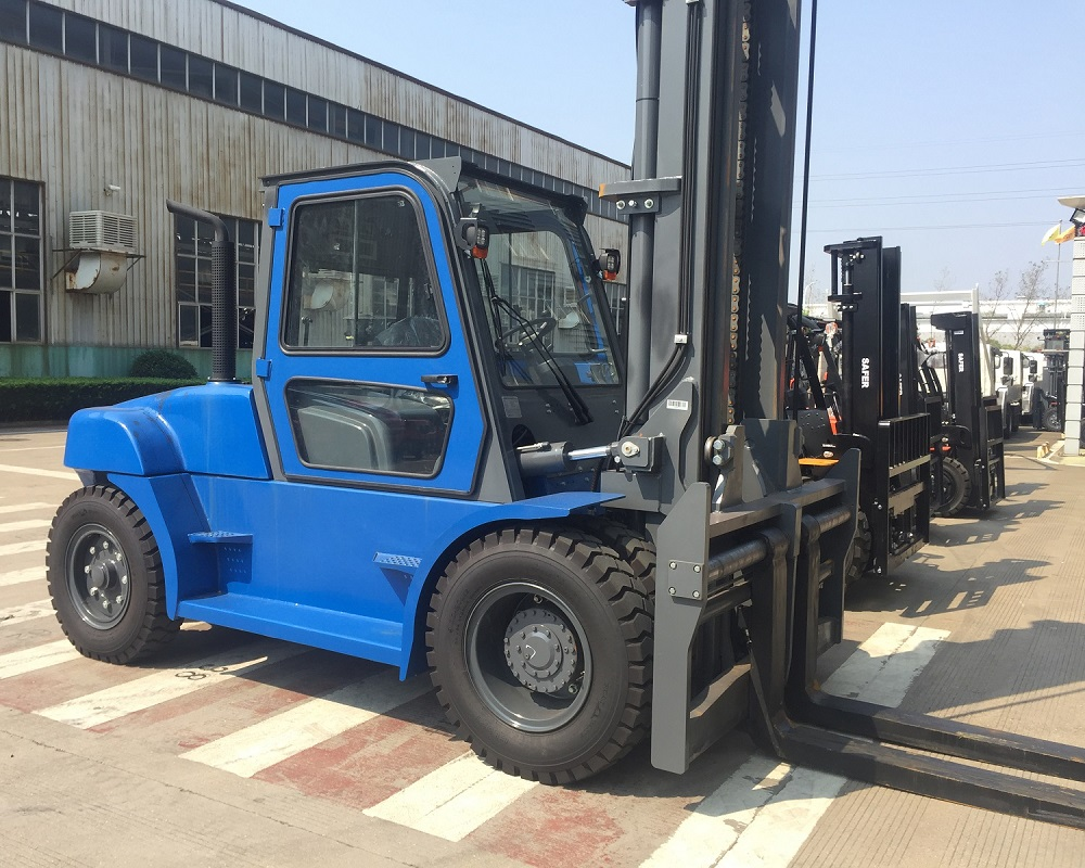 7ton Diesel Forklift with chaochai Engine