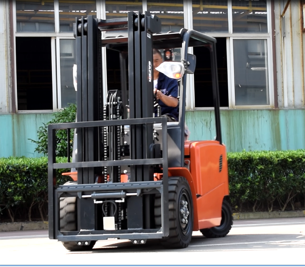 2.0-2.5Ton Electric Forklift-Saferlifts