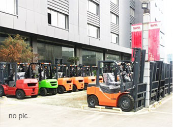 3.5ton diesel forklift with Yanmar or Isuzu engine